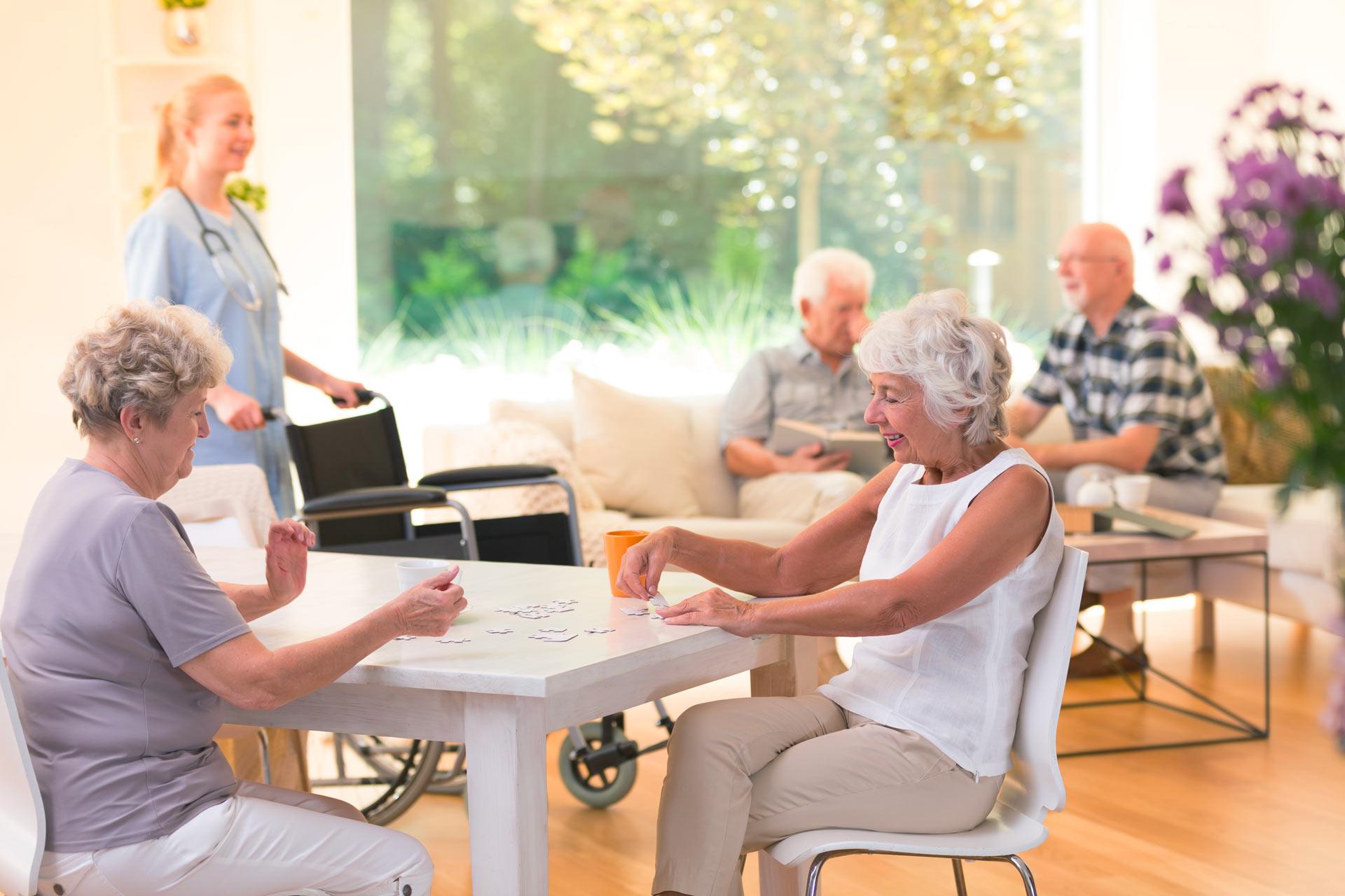 Residenza per anziani in Piemonte